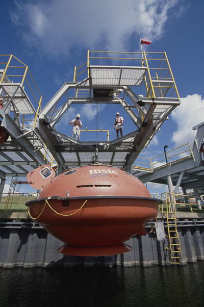 UL Offshore safety training
