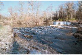 Dam on Big Creek