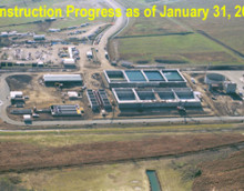 New Iberia Wastewater Treatment Plant