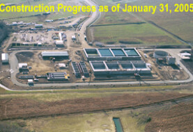 New Iberia Wastewater Treatment Plant